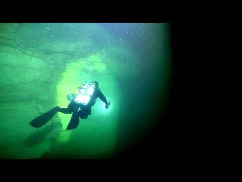Кабардино Балкария  Голубое Озеро Kabardino-Balkar Blue Lake 70м