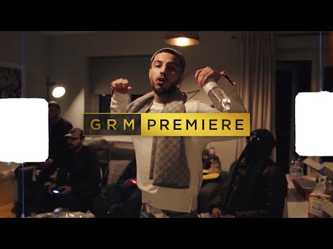Caps - 100 Miles Away (Intro) [Music Video] | GRM Daily