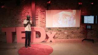 Not All Those Who Wander Are Lost: Inua Ellams at TEDxHackney