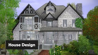 Hawthorne House | The Sims 3 House Building