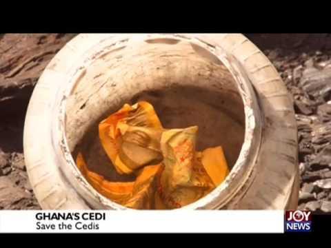 Ghana's Cedi - AM Business on Joy News (28-6-17)