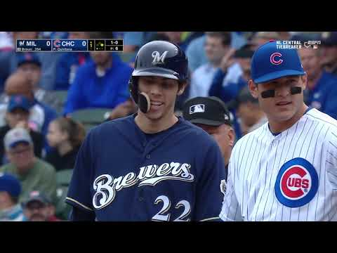 Game 163 - Milwaukee Brewers @ Chicago Cubs - 2018 National League Central Tiebreaker - FULL GAME