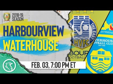 Harbour View FC vs Waterhouse FC: February 3, 2019