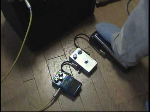 DIY: VOX WAH V847 Output Buffer MOD