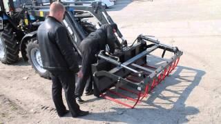 Погрузчик Т-229 Metal-Fach + МТЗ 82.1