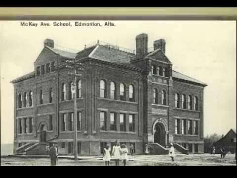 Historic Edmonton Schools