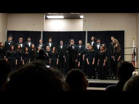 Temecula Preparatory School 5/29/2018 Chamber Choir