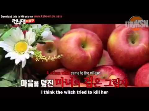 Download KiSs - Snow White's Kiss [Eng Sub Running Man Ep 204]