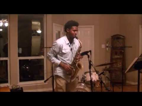 UNT Jazz Studies Audition - Patrick Hill