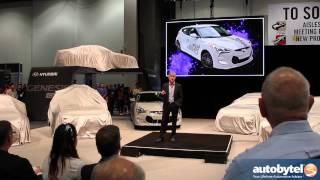 Cosworth Hyundai Genesis Coupe 2012 Videos