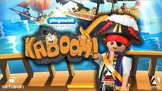 Playmobil Pirates Kaboom App Gameplay