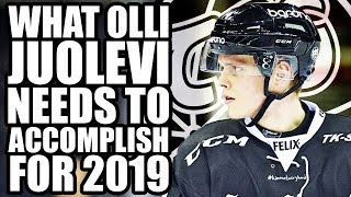 What Olli Juolevi Needs To Accomplish For 2018-2019: Vancouver Canucks Prospect - Makes The Team?