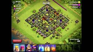 How To Level Up Walls Fast!! |Town Hall 7-11 |Clash Of Clans