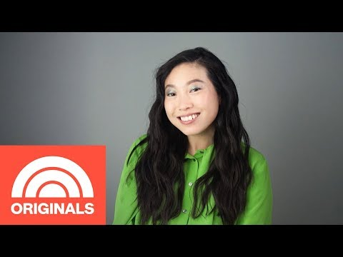 'Crazy Rich Asians' Awkwafina Knows Her Voice Sounds Like A '58-Year-Old Divorce Attorney' | TODAY