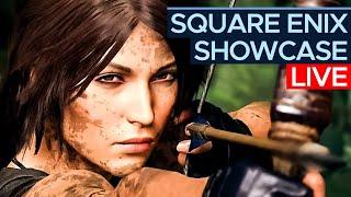 REACT LIVE: Square Enix Presents: Life Is Strange 3, 25 Jahre Tomb Raider