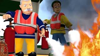 Feuerwehrmann Sam Deutsch | Feuer auf dem Boot 🔥 🚒Zeichentrick für Kinder