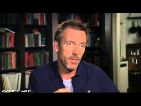House MD Season 7 Extra 02   Interview with Hugh Laurie