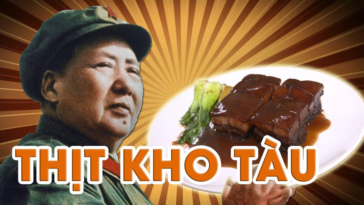 Ẩm thực Trung Hoa: Từ giờ bạn có thể ăn như Mao Trạch Đông!