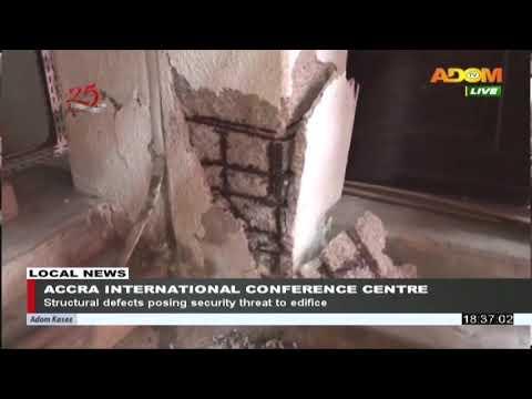Accra International Conference Centre - Adom TV News (3-6-20)