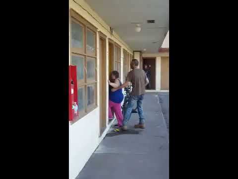 What In Tarnation Hilarious Motel Fight In Plattsburgh, New York!