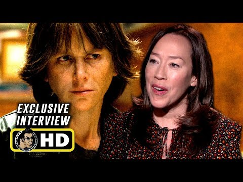 Director Karyn Kusama Exclusive DESTROYER Interview (2018)