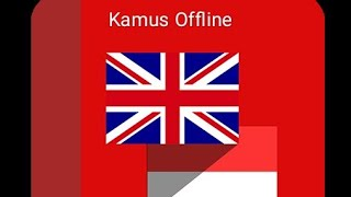 Kamus Offline Indonesia-Inggris screenshot 3