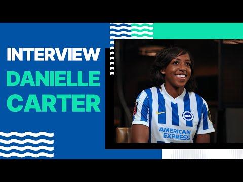 Danielle Carter Signs For Brighton & Hove Albion!