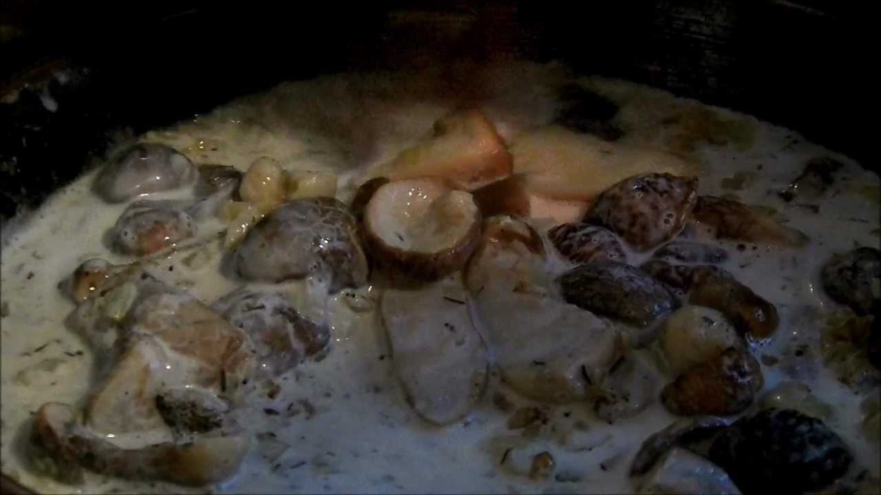 Grzyby Prawdziwki Sos Smietana Maslo Na Obiad Filmykulinarne