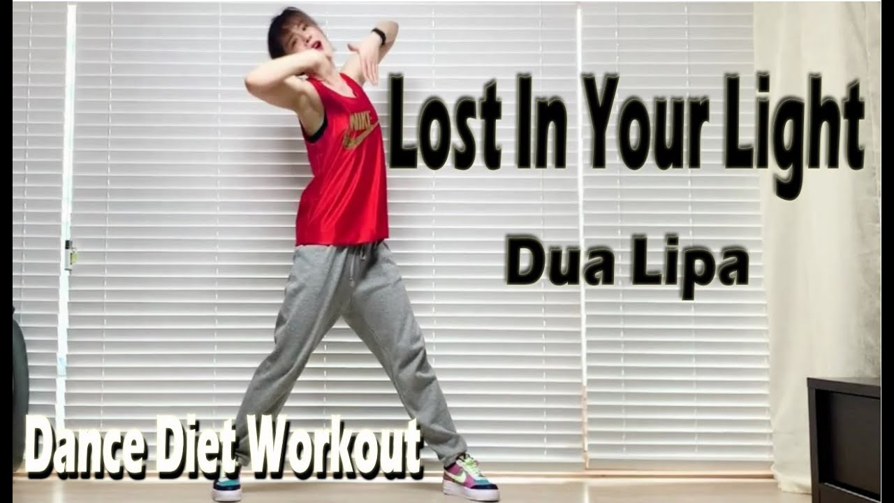 Lost In Your Light - Dua Lipa | Dance Diet Workout | 댄스다이어트 | Choreo by Sunny | Cardio | 홈트|