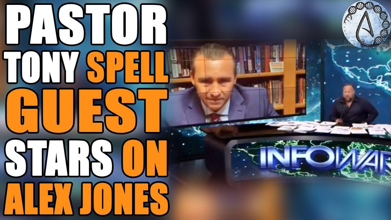 Pastor Tony Spell Guest Stars On ALEX JONES SHOW