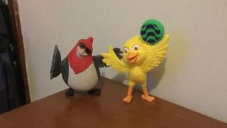 Rio 2 what is love toy version