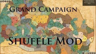 Total War: Rome 2 - Grand Campaign Shuffle II Mod!