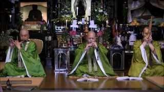 後白河法皇第八百二十三回聖忌法要 平成26年5月3日・京都 法住寺にて 雅...