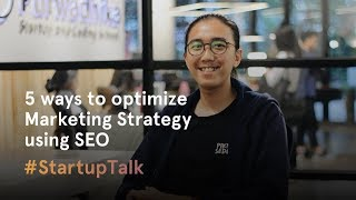 Digital Marketing Insight #10 Cara Mengoptimalkan Marketing Strategi Dengan SEO | Angga - Tiket.com