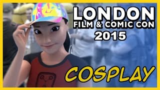 Cosplay at London Film and Comic Con 2015 (LFCC)