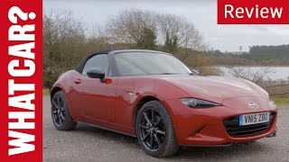 Mazda MX-5 review - What Car?