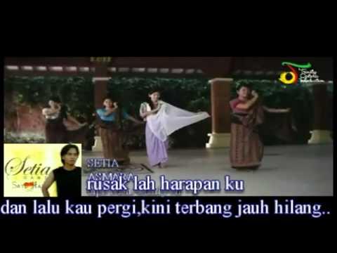 Setia band~asmara original video clip lirik.mp4