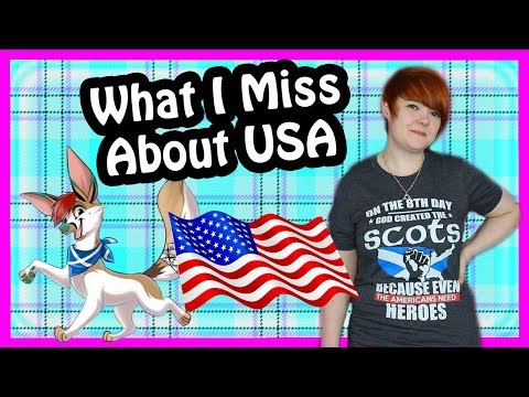 Things I Miss Most About America!