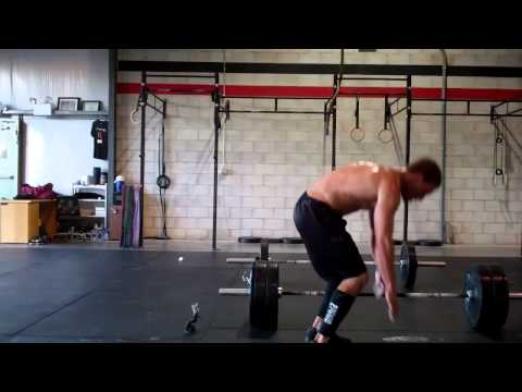 """CrossFit - """"The Seven"""" Extended Workout Footage"""