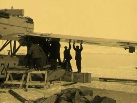 Roald Amundsen - Lincoln Ellworths Flyveekspedisjon 1925.mp4