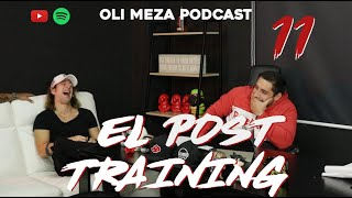 OLI MEZA PODCAST EP 11 CON GIAN VARELA /  DJ - PRODUCTOR - EMPRESARIO Y FER MENDOZA IFBB PRO