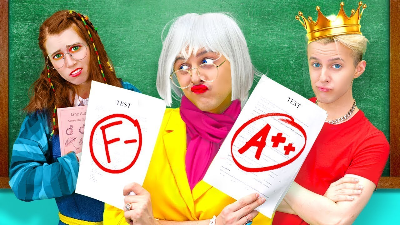 Se a Minha Mãe Fosse a Diretora da Escola || Situações Engraçadas na Escola, por LaLa Lândia Musical