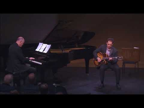 Jeremy Kahn and Andy Brown Jazz Piano/Guitar Duet at PianoForte Chicago