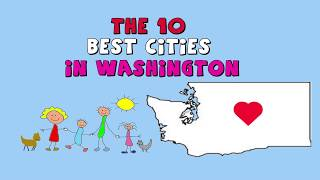 Best Washington Cities To Live In
