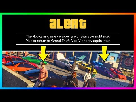 GTA ONLINE IS EXTREMELY BROKEN!