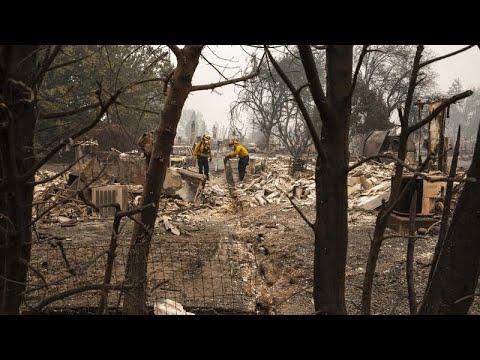 Oregon e Washington in fiamme: decine di dispersi, evacuate 40mila persone