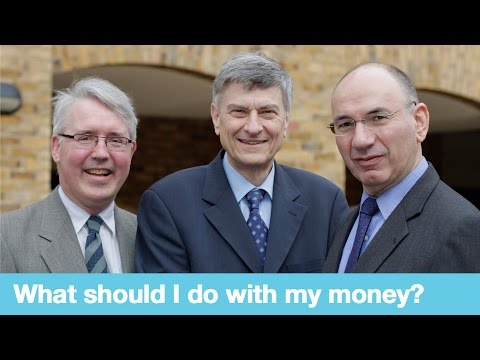 Faculty lecture: What should I do with my money? | London Business School