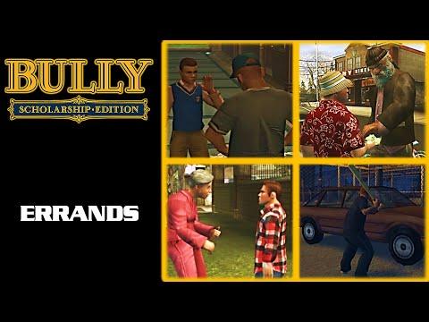 Bully: Scholarship Edition - Errands (1080p)