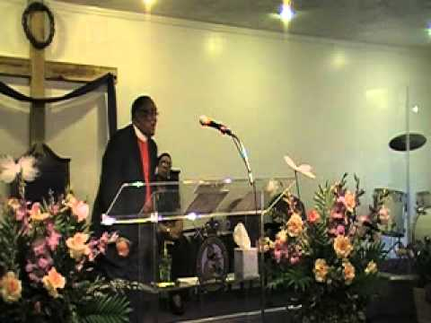 Apostle Taylor on Resurrection Sunday