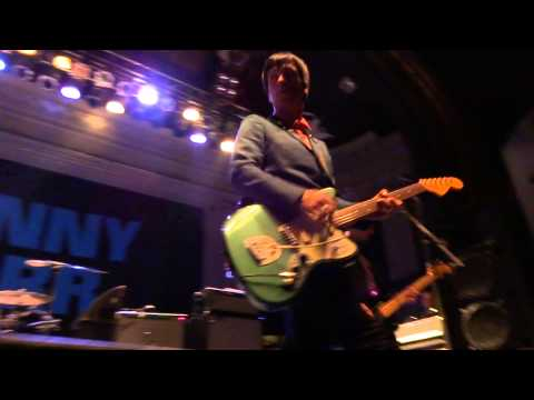 Johnny Marr Live at the Newport Playland, Panic, Right Thing, Easy Money, 25 Hours, New Town